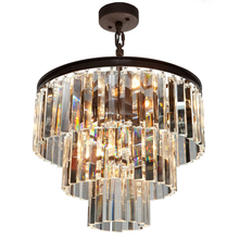 Artcraft AC10409JV - El Dorado 6 Light Java Brown Chandelier
