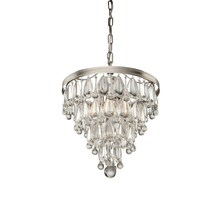 Artcraft CL15004 - Pebble 4 Light  Chandelier
