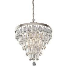 Artcraft CL15006 - Pebble 6 Light  Chandelier