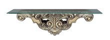 CAL Lighting BO-821CST - LEAF & BEAD CONSOLE TABLE (WALL)