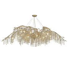 Golden 9903-24 MG - 24 Light Chandelier