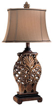 Minka-Lavery 10693-192 - 1 Light Table Lamp