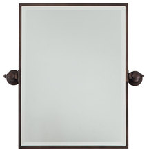 Minka-Lavery 1440-267 - Rectangle Mirror - Beveled