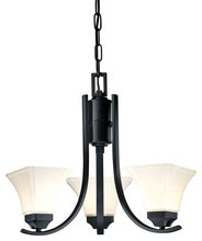 Minka-Lavery 1813-66 - 3 Light Chandelier
