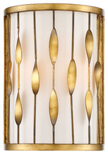 bronze light glass in sconce wall lavery p court mezzo avorio with minka aston