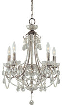 Minka-Lavery 3134-207 - 5 Light Mini Chandelier