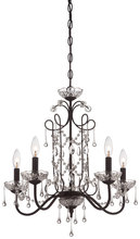 Minka-Lavery 3135-298 - 5 Light Mini Chandelier