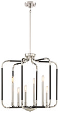 Minka-Lavery 4066-572 - 6 Light Chandelier