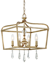 Minka-Lavery 4447-582 - 4 Light Pendant