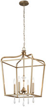 Minka-Lavery 4448-582 - 4 Light Pendant