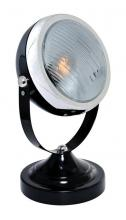 Lite Source Inc. LS-22737BLK - Table Lamp, Black, E27 A16 Halogen 43W