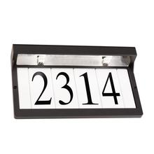 Kichler 43800BKT - Address Light Xenon