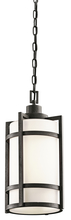 Kichler 49124AVI - Outdoor Pendant 1Lt