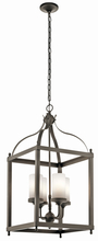 Kichler 49590OZ - Outdoor Pendant 4Lt