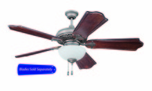 "Craftmade MI52AO - Mia 52"" Ceiling Fan with Light in Athenian Obol (Blades Sold Separately)"