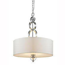 Golden 1030-3P CH - 3 Light Pendant