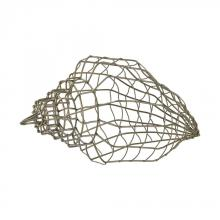 Sterling Industries 3200-060 - Descartes Decorative Openwork Shell