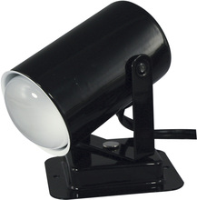 "CAL Lighting BO-748-BK - 5"" Height Metal Spot Light In Black"