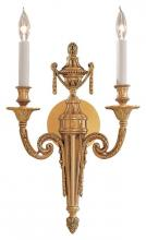 Minka Metropolitan n1789 - French Gold Wall Light