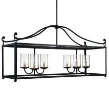 Feiss F2971/6AF - 6 - Light Island Chandelier