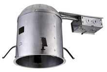 "Elegant ICAT6R-E26 - 6"" Line Voltage Remodel IC Airtight Housing"