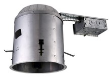 "Elegant ICAT6R-T24LED - 6"" Line Voltage Remodel IC Airtight LED Housing"