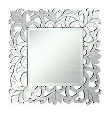 Elegant MR-4012 - Modern 32 in. Contemporary Mirror in Clear