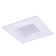 "Elegant RS41240KRF - 4"" CRI90 12W 800LM 3000KLED Downlight Square Retrofit"