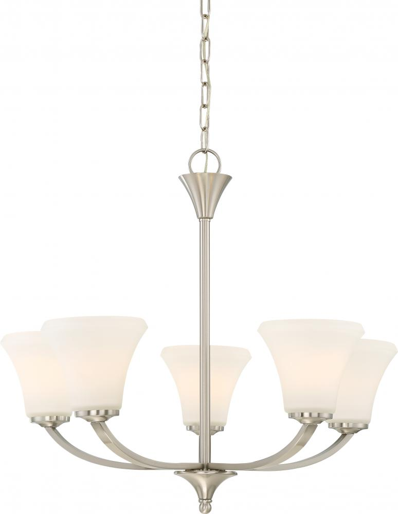 Fawn 5 Light Chandelier