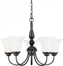 Nuvo 60-1842 - Dupont 5 Light Chandelier