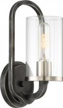 Nuvo 60/6121 - Sherwood 1 Light Wall Sconce