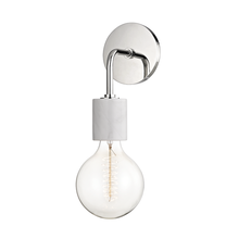 Hudson Valley H120101-PN - 1 Light Wall Sconce