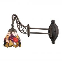 ELK Lighting 079-TB-19 - Mix-N-Match 1 Light Swingarm In Tiffany Bronze A
