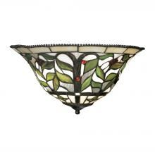 ELK Lighting 70098-2 - Latham 2 Light Wall Sconce In Tiffany Bronze