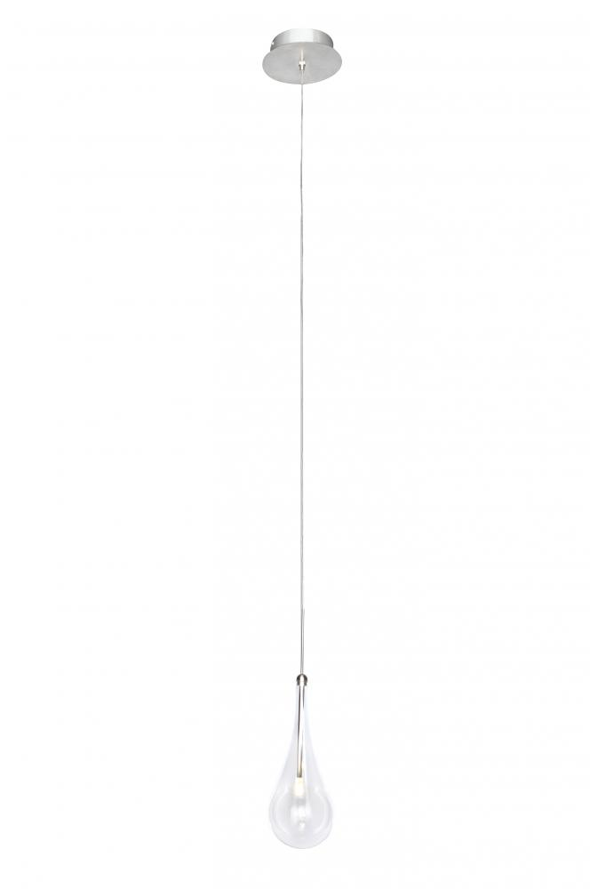 Larmes LED-Single Pendant