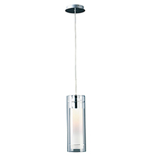 ET2 E22000-10 - Frost-Single Pendant